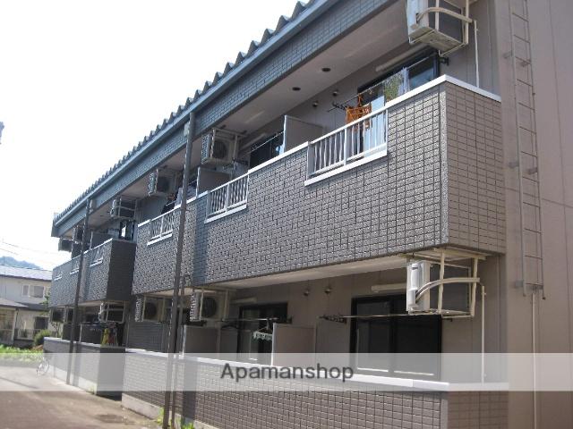 山形県米沢市、南米沢駅徒歩10分の築12年 2階建の賃貸マンション