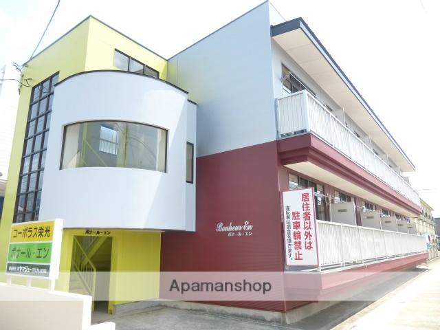 山形県米沢市、南米沢駅徒歩4分の築27年 2階建の賃貸アパート