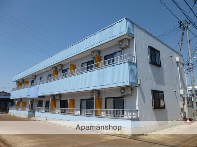 山形県米沢市の築14年 2階建の賃貸マンション