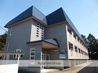 山形県米沢市の築21年 2階建の賃貸アパート