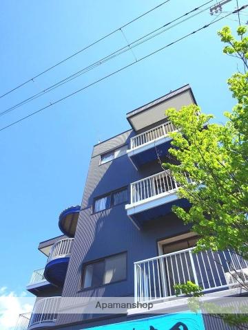 山形県米沢市、米沢駅市民バスバス10分金池1丁目下車後徒歩3分の築28年 4階建の賃貸マンション