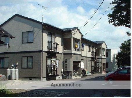山形県米沢市、米沢駅徒歩25分の築18年 2階建の賃貸アパート