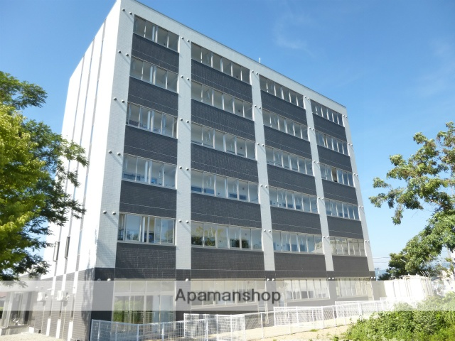 山形県米沢市、米沢駅徒歩5分の築1年 6階建の賃貸マンション