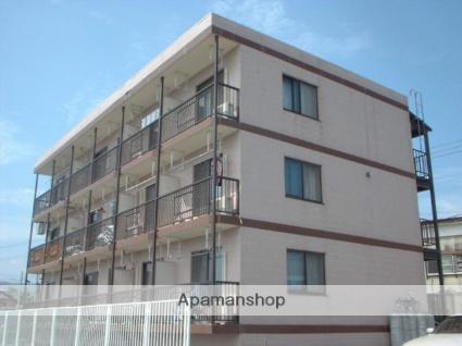 山形県米沢市、米沢駅市民バスバス15分年金事務所西下車後徒歩2分の築18年 3階建の賃貸マンション
