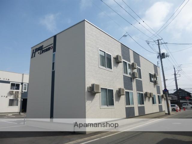 山形県米沢市の築2年 2階建の賃貸アパート