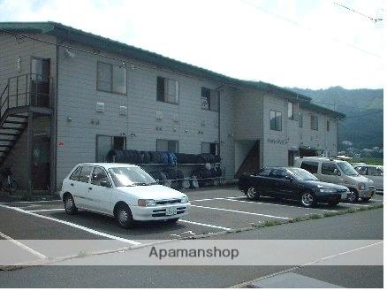 山形県米沢市、南米沢駅徒歩15分の築23年 2階建の賃貸アパート