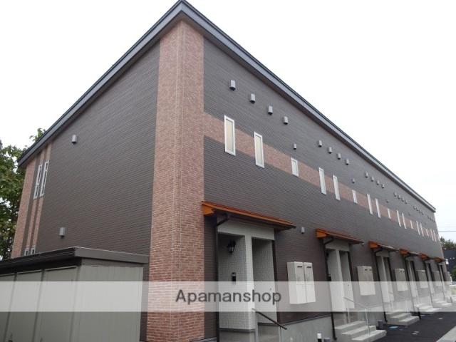 山形県米沢市の新築 2階建の賃貸アパート