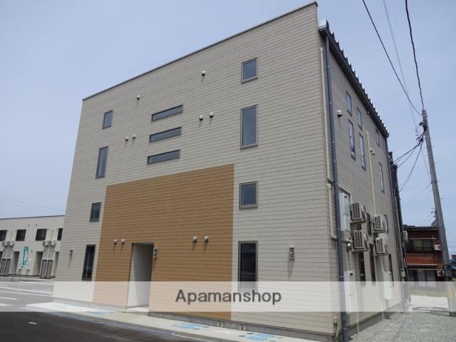 山形県米沢市、米沢駅徒歩13分の新築 2階建の賃貸アパート
