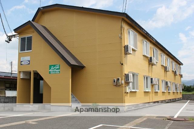 山形県米沢市の築20年 2階建の賃貸アパート