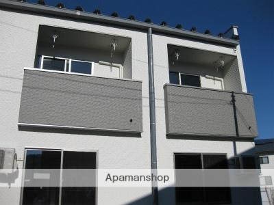 山形県米沢市、南米沢駅徒歩2分の築4年 2階建の賃貸アパート