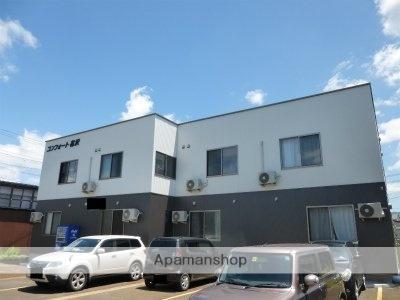 山形県米沢市、米沢駅徒歩11分の築4年 2階建の賃貸アパート