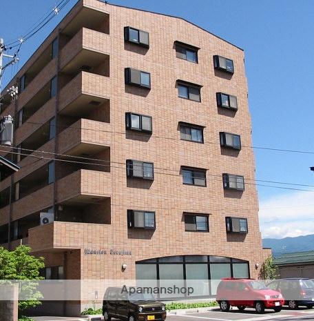 山形県米沢市、米沢駅徒歩15分の築16年 6階建の賃貸マンション