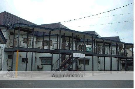 山形県米沢市、米沢駅徒歩30分の築24年 2階建の賃貸アパート