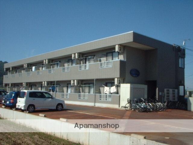山形県米沢市の築19年 2階建の賃貸マンション