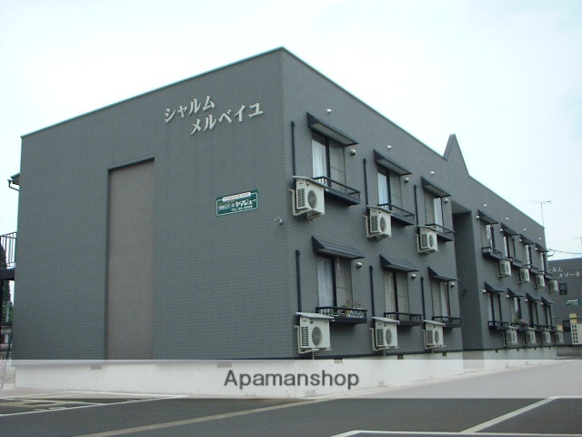 山形県米沢市、米沢駅市民バスバス25分雇用促進住宅前下車後徒歩5分の築19年 2階建の賃貸アパート