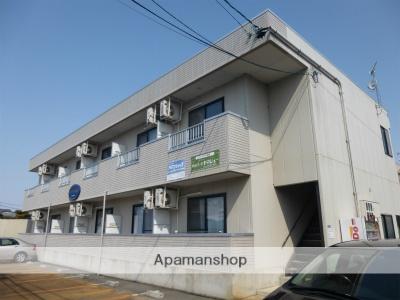 山形県米沢市、南米沢駅徒歩18分の築15年 2階建の賃貸マンション