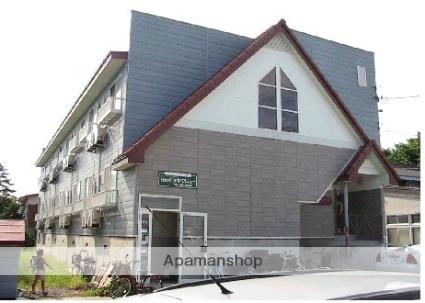 山形県米沢市、南米沢駅徒歩13分の築23年 2階建の賃貸アパート