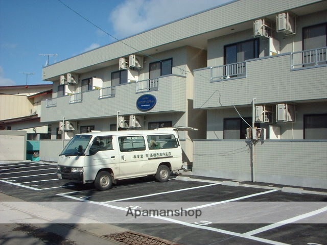 山形県米沢市、南米沢駅徒歩12分の築14年 2階建の賃貸マンション