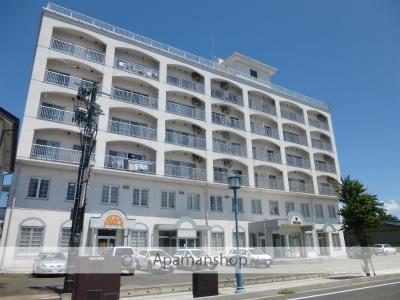 山形県米沢市、米沢駅徒歩5分の築27年 6階建の賃貸マンション
