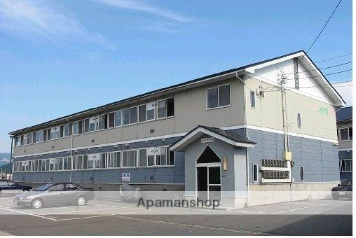山形県米沢市の築24年 2階建の賃貸アパート