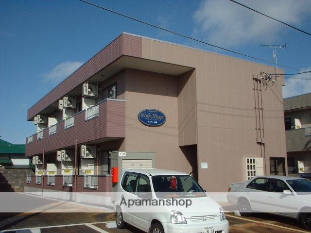 山形県米沢市、南米沢駅徒歩18分の築14年 2階建の賃貸マンション
