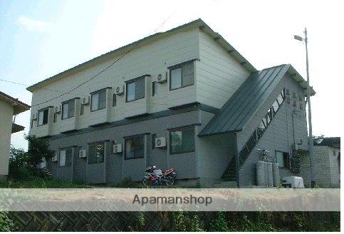 山形県米沢市、南米沢駅徒歩1分の築29年 2階建の賃貸アパート