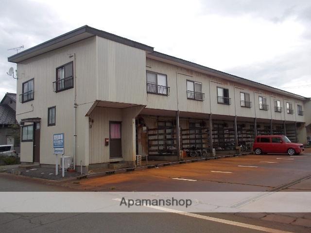 山形県鶴岡市の築36年 2階建の賃貸テラスハウス