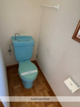金野日出一丁目21-11-2[3K/65.24m2]のトイレ