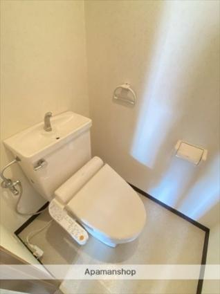 庄交本町ハイム[2LDK/54.04m2]のトイレ