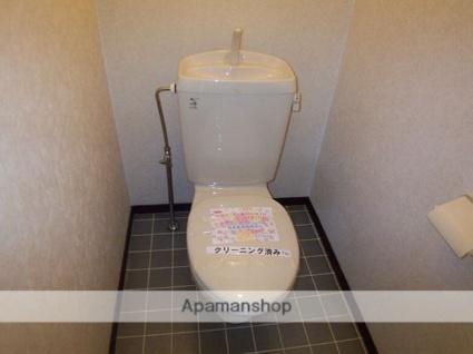 サンシティー平成[2DK/39.67m2]のトイレ
