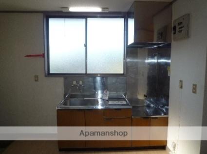 ハイツMAYA[2DK/39.66m2]のキッチン