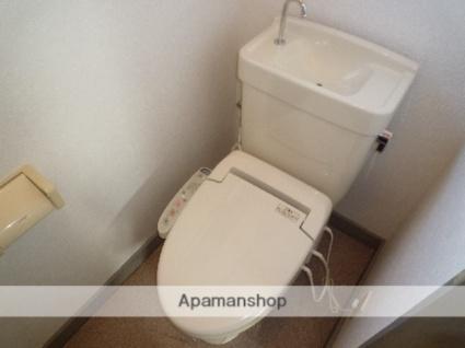 ハイツMAYA[2DK/39.66m2]のトイレ