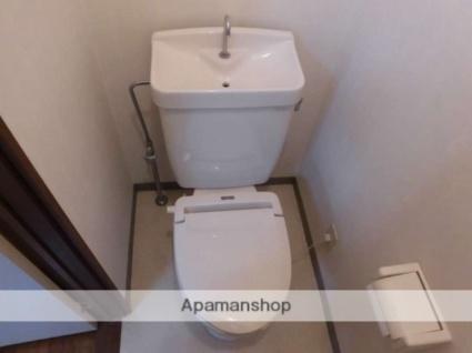 シガハイツⅤ[1K/26.45m2]のトイレ