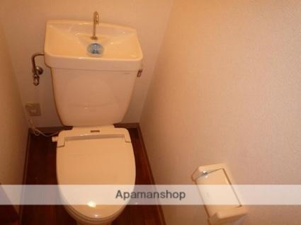 シガハイツⅡ[2DK/39.72m2]のトイレ