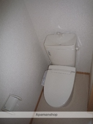 グリーン[1DK/32.76m2]のトイレ