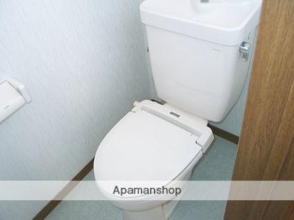 小川グリーンハイツ[3K/49.58m2]のトイレ