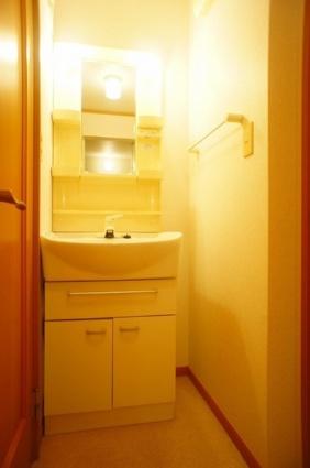 エレガンテ・パルコⅡ[2DK/40.24m2]の洗面所