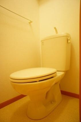 エレガンテ・パルコⅡ[2DK/40.24m2]のトイレ