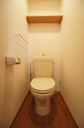 メゾン・ド・プレステージ[2DK/54.96m2]のトイレ