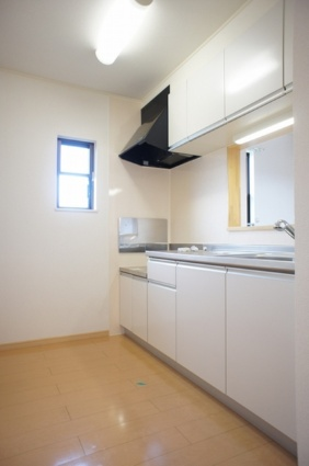 ア・ラ・モード パレB[3LDK/67.91m2]のキッチン