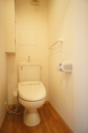 ア・ラ・モード パレB[3LDK/67.91m2]のトイレ