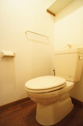 エクセレント・川田[2LDK/58.58m2]のトイレ