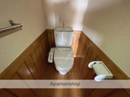 フラーリッシュマンション[2LDK/55.07m2]のトイレ