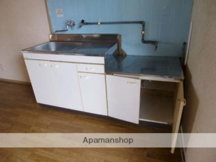 コズミック城南[1DK/39.6m2]のキッチン