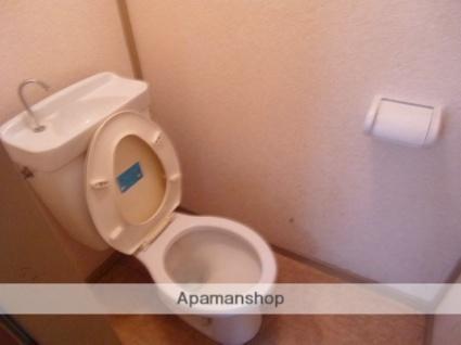 コズミック城南[1DK/39.6m2]のトイレ