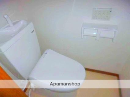 コーポナイス[2DK/36.43m2]のトイレ