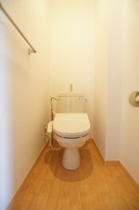メゾン ボナール[2DK/47.23m2]のトイレ