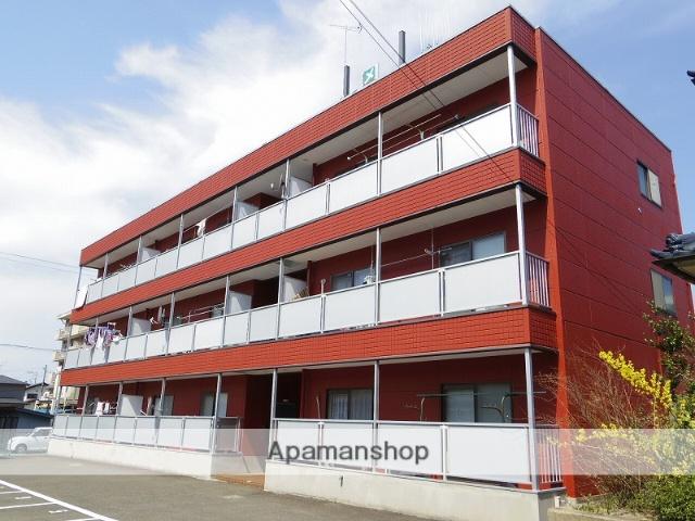 福島県福島市の築31年 3階建の賃貸マンション