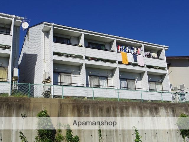 福島県福島市の築26年 2階建の賃貸アパート