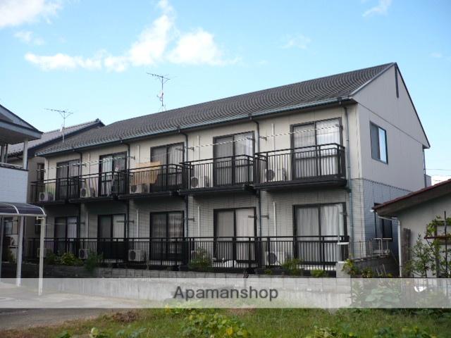 福島県福島市、南福島駅徒歩6分の築21年 2階建の賃貸アパート